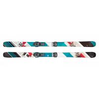 Комплект the Show  + ATTACK² 11 GW Brake 90 [L] (315549+114337) (горные лыжи+крепления гл) black/turquoise