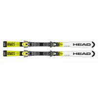 Комплект WC Rebels iSL RD Team SW JRP RDX + EVO 9 GW AC Brake 78 [J] (314039+100810) (горные лыжи+крепления гл) white/neon yellow