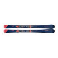 Комплект total Joy SW SLR Joy Pro + JOY 11 GW SLR BRAKE 90 [H] (315620+100802) (горные лыжи+крепления гл) blue/orange