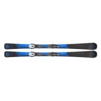 Комплект V-Shape V4 LYT-PR + PR 11 GW BRAKE 78 [G] (315260+100786) (горные лыжи+крепления гл) Black/Blue