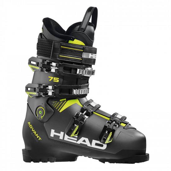 Ботинки ADVANT EDGE 75 (2021) antracite/black-yellow